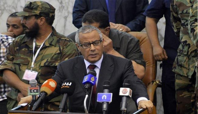 Ex-rebels admit kidnapping Libyan PM