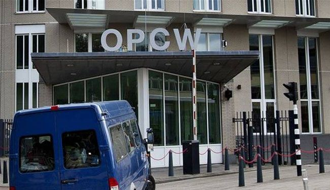 Chemicals weapons watchdog OPCW wins Nobel peace prize