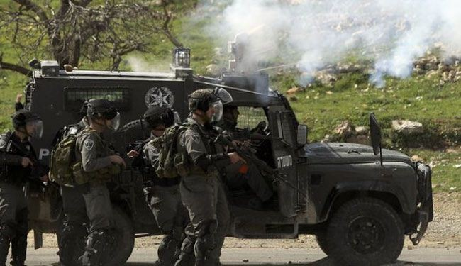 Israeli forces face several protests, injure dozens