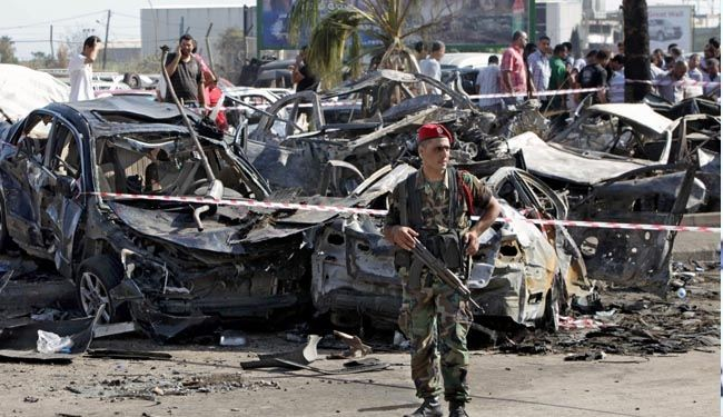 Army defuses car bomb in southern Beirut