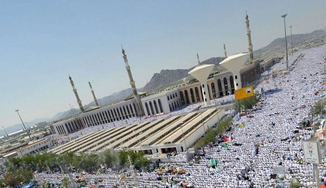 Hajj pilgrims pray for end to disputes, bloodshed in Muslim World