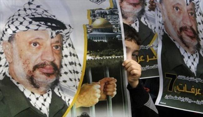 Russian experts find no polonium in Arafat body