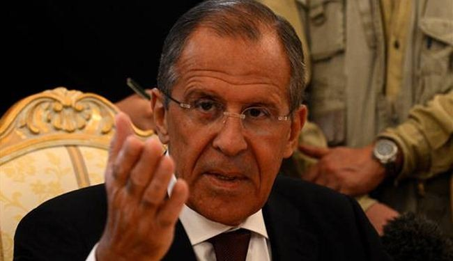 Lavrov: So many games played around Syria talks