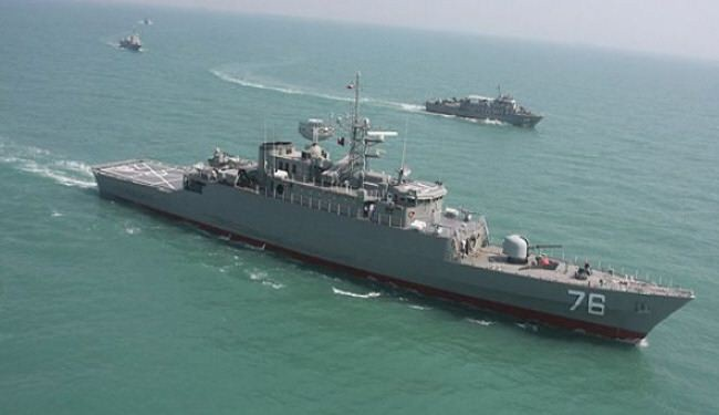 Iran Navy foils pirates attack on vessels in Gulf of Aden