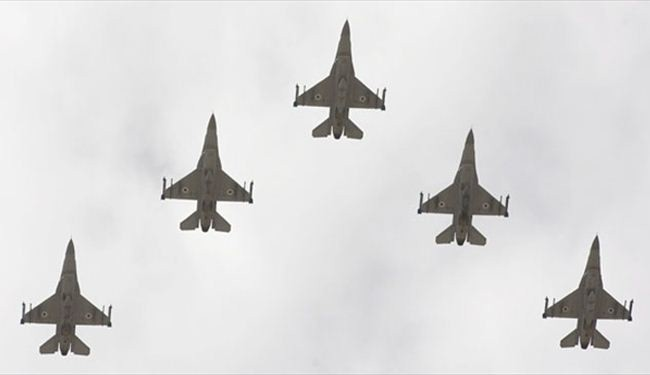 Israeli fighter jets violate Lebanese airspace: Army