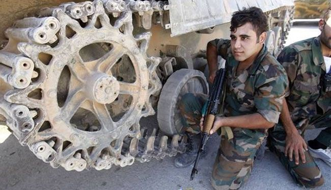 Syria army prepared to retake Christian town of Deir Attiyeh