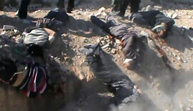 Rebel savagery: Nusra terrorists execute Syrian soldiers, civilians
