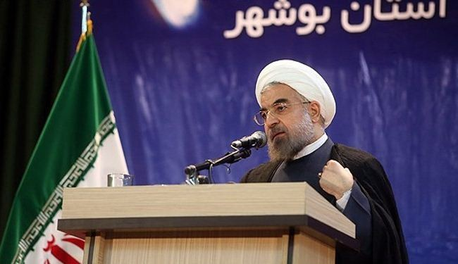 Geneva deal benefits beyond nuclear issue: Rouhani