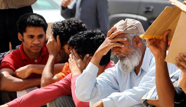 Saudi crackdown leaves 71,000 foreign workers expelled