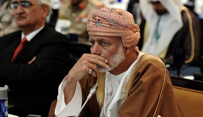 Oman opposes union of Persian Gulf states