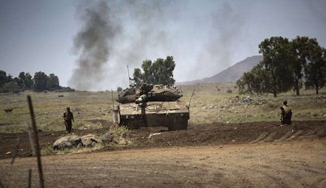 4 Israeli soldiers injured in Golan blast