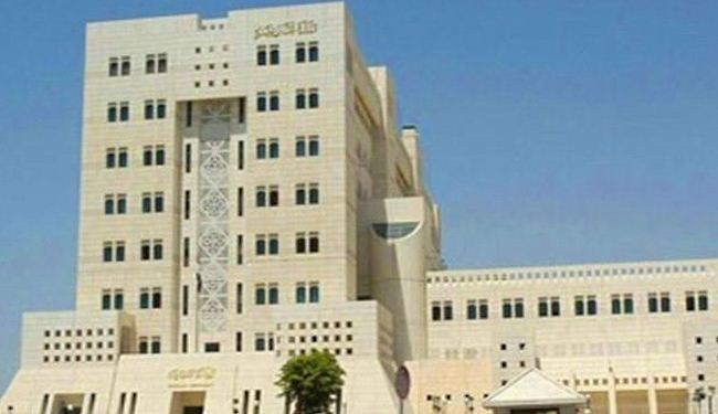Syria slams PGCC interference in conflict