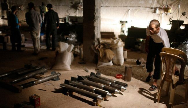 US, UK say they halted non-lethal aids to Syria rebels
