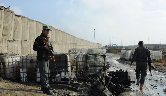 Large blast outside of US embassy in Kabul: ISAF