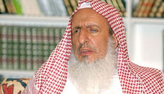 Saudi grand mufti says suicide bombers will go to hell