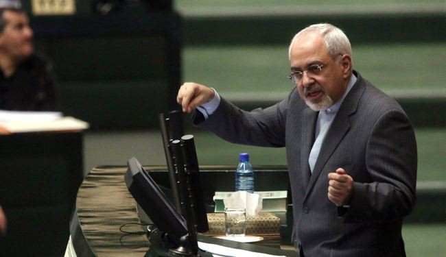 US act on Iran sanctions derailed nuclear talks: Zarif