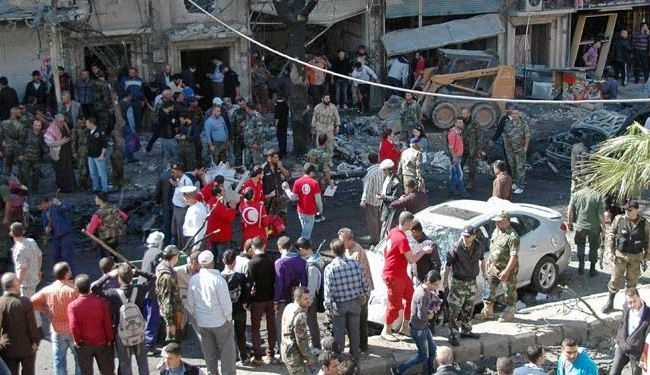 5 children, 2 workers killed in Syria car bombing