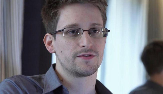Snowden says his 'mission's already accomplished'