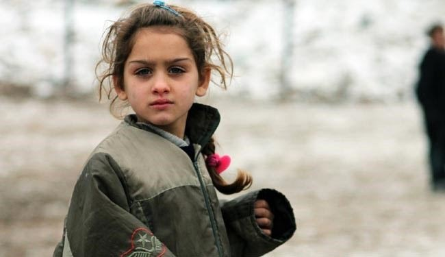 Don't forget Syria; They are wonderful people; They need help