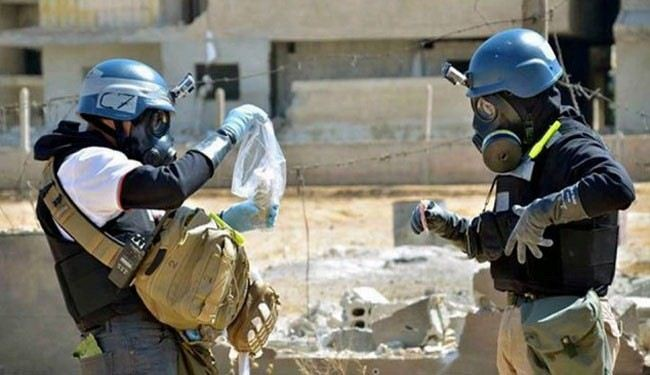 Syria chemical arms removal postponed