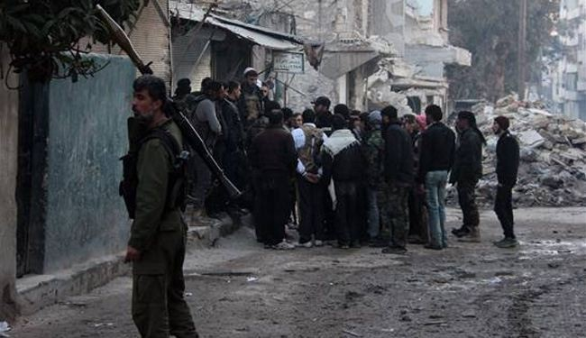 ISIL's Aleppo HQ falls to rival Syrian militants
