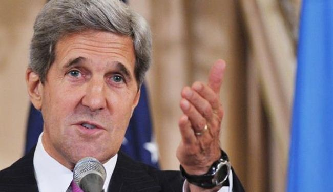 US slams Israeli minister for insulting Kerry