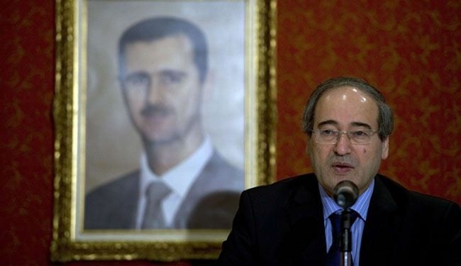 Western spy agencies contact Syria for fighting terrorists