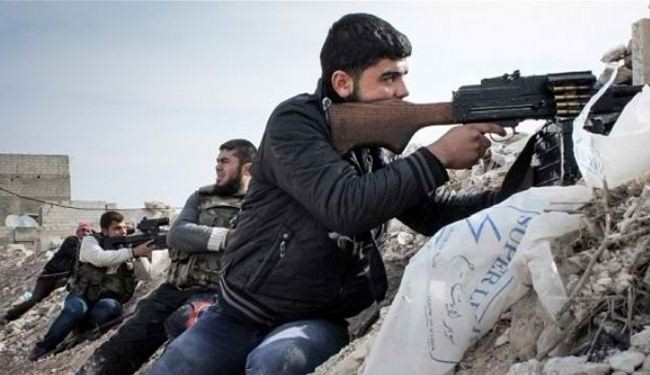 Over 1000 militants killed in Syria infighting