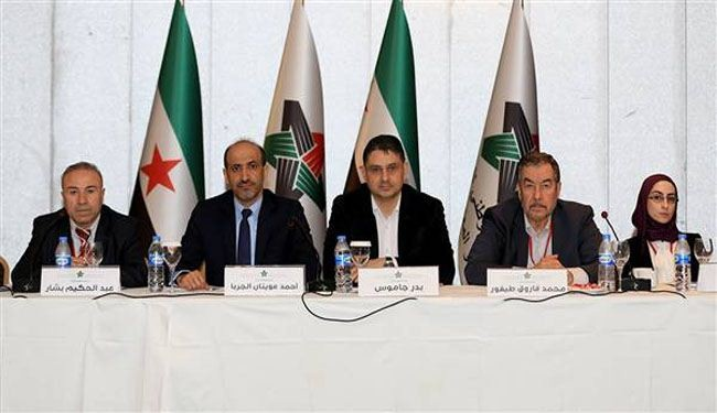 Syrian opposition decides to attend Geneva2 talks