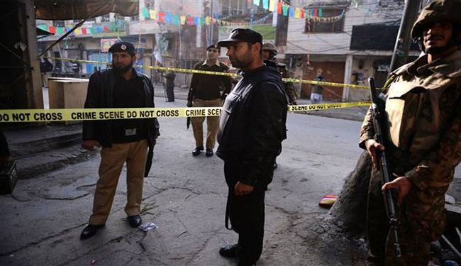 Second Taliban attack kills 14 near Pakistan army HQ