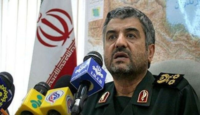 Iran general slams US 'military option' as bankrupt