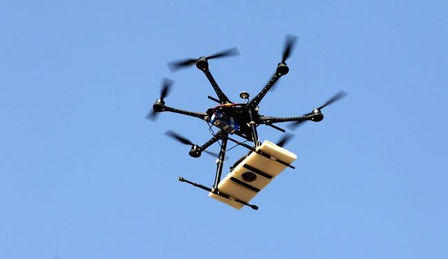 UAE plans to deliver gov't services by drones