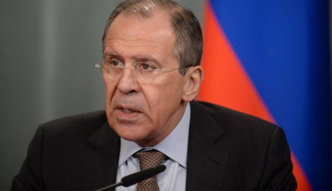Russia UN draft on Syria not include sanctions: Lavrov