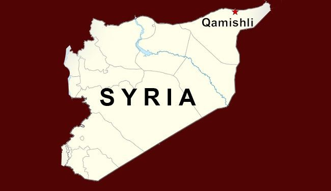 Three suicide bombers attack hotel in Syria's Qamishli