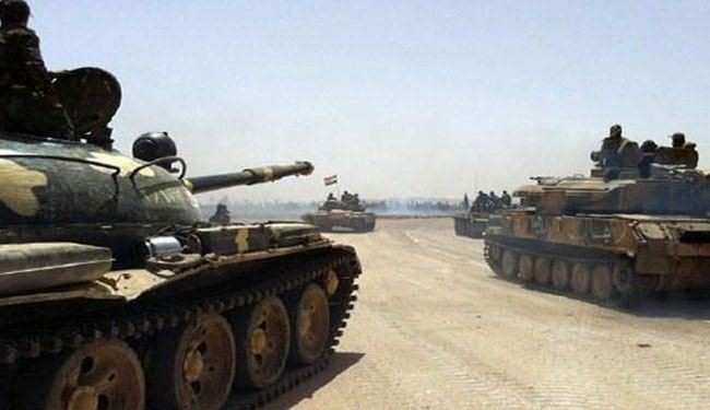 Syrian forces on verge of liberating Yabroud