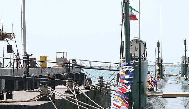 Iranian-built submarine to join naval force in May