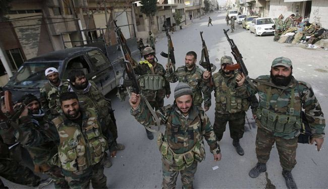 Syrian forces consolidate Yabroud, continue advance