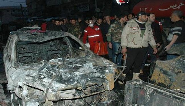 Blast kills six civilians in Syria's Homs: NGO