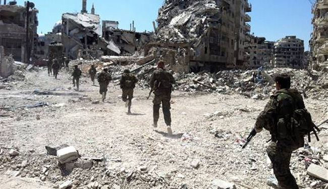 Syrian army, Hezbollah advance on Flita and Kasab