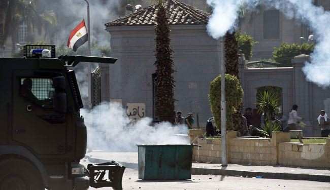 Woman journalist, two others killed in Cairo clashes