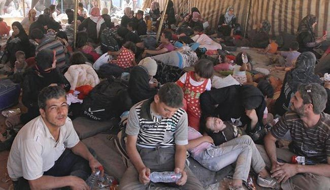UN warns of grave humanitarian situation in Syria
