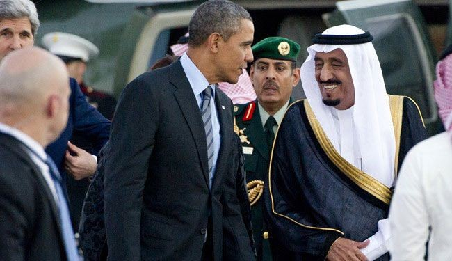 Obama fails to raise human rights abuses with Saudis