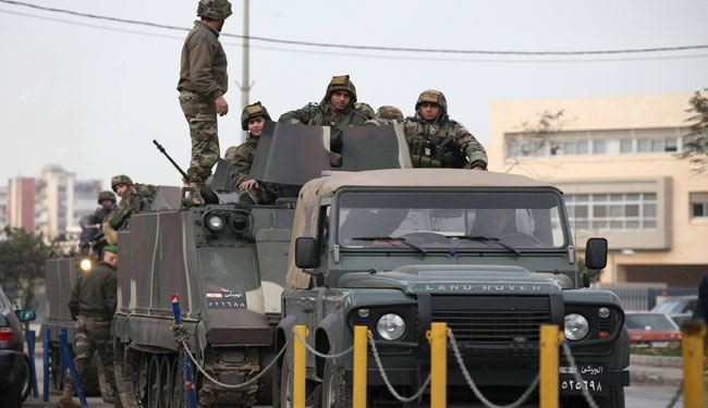 Lebanon army deploys in Tripoli to end deadly unrest