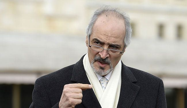 Syria militants plan another chemical attack: Jaafari