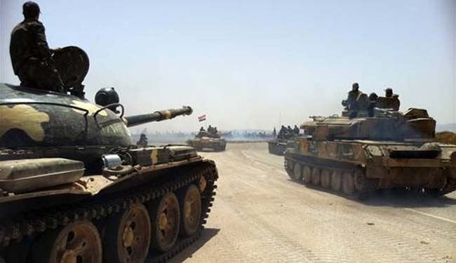 Syrian troops take full control of Maliha in Rif al-Dimashq