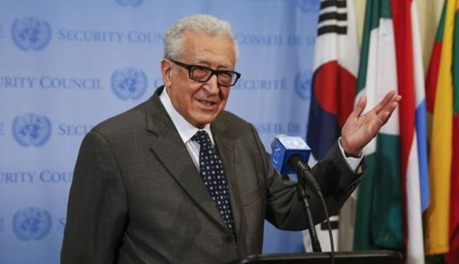 Russia calls for continuing Syria talks after Brahimi