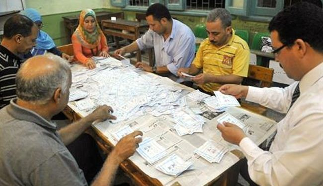 More than half of Egyptians didn't vote in presidential election