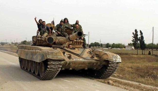 Syria militants ambushed, many killed in army operations