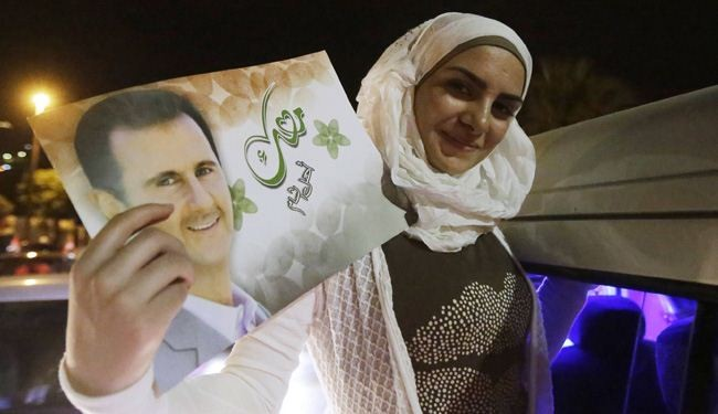 Syria's Assad wins presidential vote in landslide