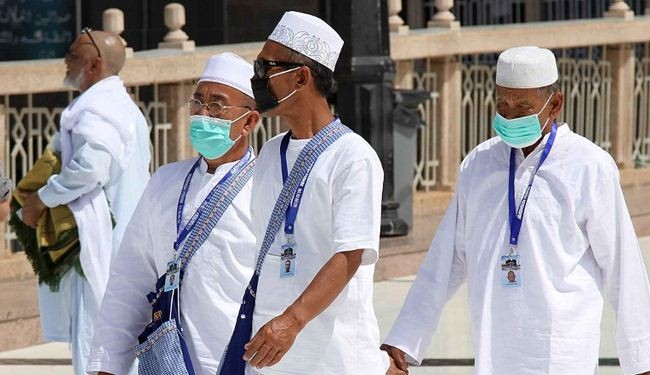 Visiting Muslim pilgrims undeterred by MERS fears